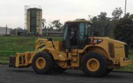 AGIP OIL - Gruas Corsa
